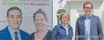 DÉPARTEMENTALES 2021 : La gauche est en tête avec une courte avance - La Gazette de Saint-Quentin-en-Yvelines