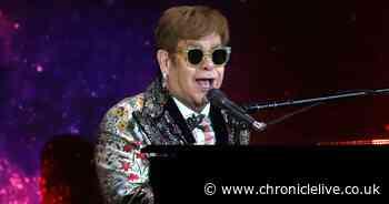 Elton John's Farewell Tour confirmed for Sunderland next year