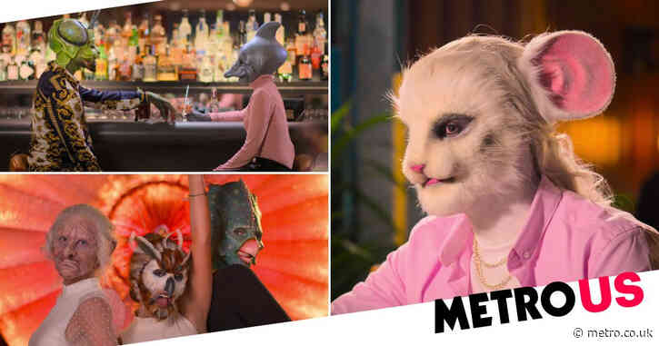 The Masked Singer meets First Dates: New Netflix dating show is the stuff of nightmares and we cannot wait
