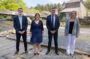 Guer. Nouvelles réunions publiques du binôme MH. Herry/T.Poulain - Les Infos du Pays Gallo