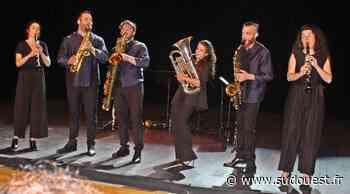 Biganos : l'inoubliable prestation du Saxback Ensemble lors de l'ouverture des Escapades musicales - Sud Ouest