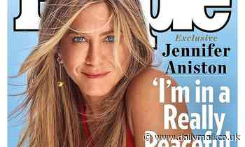 Jennifer Aniston reveals she needed THERAPY to deal with family members asking if she was pregnant