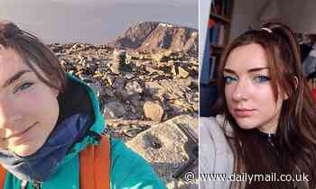 Police launch search for missing walker, 25, who vanished after she took selfie at top of Ben Nevis