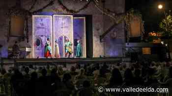 Ópera al aire libre en la Plaza Castelar - Valle de Elda