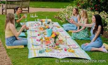 The new picnic trend: how to throw a luxury 'blanquet' fit for royalty