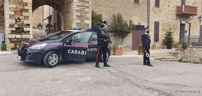 Ferisce giovane con un coltello, arrestato a Marsciano - Agenzia ANSA