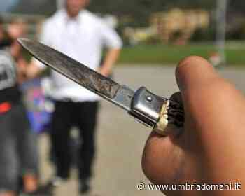 Marsciano, accoltellato nel parco un 19enne: arrestato l'aggressore - Umbriadomani