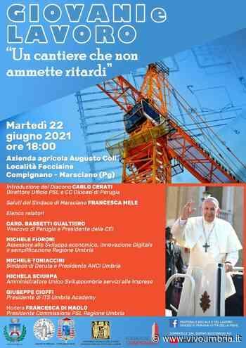 """Marsciano: """"Giovani e lavoro: un cantiere che non ammette ritardi"""", incontro della Pastorale sociale del lavoro - Vivo Umbria"""