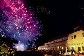 Ignis Brunensis Features Drone Show Over Kraví Hora For Its 24th Edition - Brno Daily