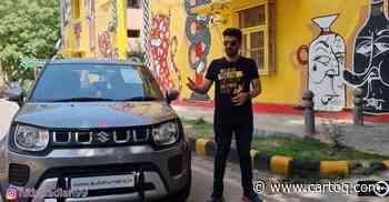 India's first Maruti Suzuki Ignis AMT with CNG [Video] - CarToq.com