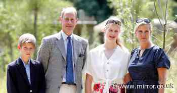 Prince Edward and Sophie's children are unlikely to have official royal roles