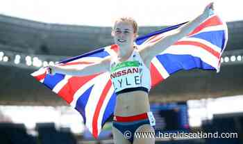 Maria Lyle and Jo Butterfield represent Scotland in Team GB Paralympic team for Tokyo 2020 - HeraldScotland