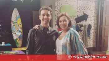 "The eldest son of Maria Joao Abreu ""turns"" to work: ""Fortunately I found a giant shoulder"" - patriot - BOB fm"