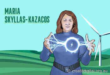 International Women in Engineering Day: Maria Skyllas-Kazacos - Create - create digital