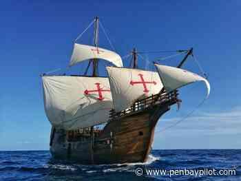 'Nao Santa Maria' sets course for Penobscot Bay, River for July Bicentennial celebrations - PenBayPilot.com