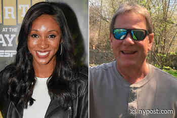 Radio host speaks out on tweet about ESPN's Maria Taylor that got him fired - New York Post