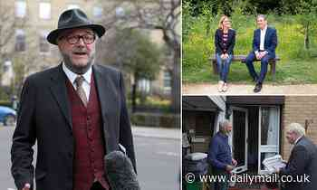 Batley & Spen by-election: Tories say George Galloway is 'destroying' Labour's campaign