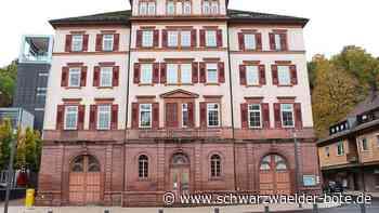 Musikschule Altensteig - Gemeinderat berät zum Thema hinter verschlossenen Türen - Schwarzwälder Bote