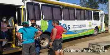 Notícia de Itapemirim – Itapemirim: Unidade móvel oferece atendimento assistencial e médico nos bairros - Portal Maratimba