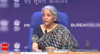 Cases against fugitives, economic offenders to be actively pursued: Nirmala Sitharaman
