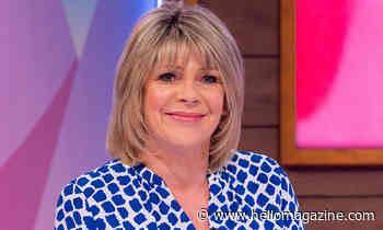 Ruth Langsford gets send-off from Loose Women colleagues for this reason
