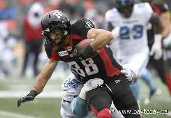 Ottawa Redblacks star receiver Brad Sinopoli retiring