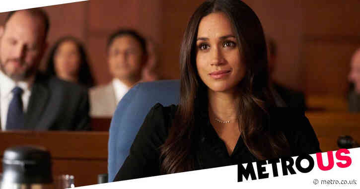 An ode to Meghan Markle's Rachel Zane and her pencil skirts on Suits' 10th anniversary