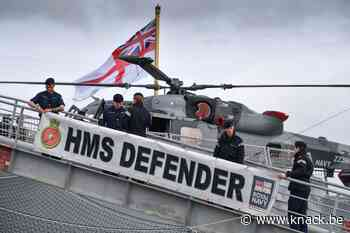 Brits leger ontkent Russische waarschuwingsschoten op Zwarte Zee