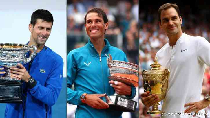 'I would have liked to see Roger Federer, Nadal and Djokovic...', says top analyst