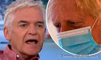 This Morning: Phillip Schofield vents over 'inconsistent' lockdown rules