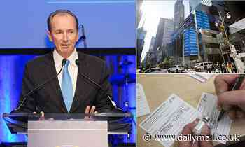 Morgan Stanley to only allow vaccinated staff in NYC office