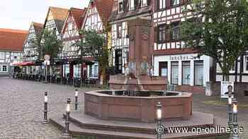 Nidderau: Verkehrsfrage steht im Fokus bei der Umgestaltung des Windecker Marktplatzes - op-online.de