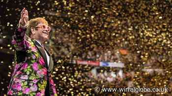 Sir Elton John to perform at Anfield in final world tour