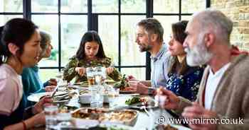 Man divides family after walking out of meal over sister-in-law's racist remark