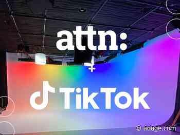 Attn launches TikTok Studio with Unilever, Clorox, Google
