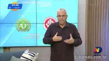 Brusque e Avaí na Série B: comentário de Fábio Machado desta Quarta-feira (23) - ND Mais