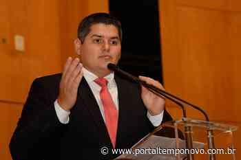 Estado vai ampliar e modernizar Escola Juraci Machado, em Barcelona, anuncia deputado - Portal Tempo Novo