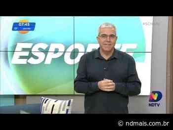 Catarinenses nos Campeonatos Brasileiros: comentário de Fábio Machado desta Segunda-feira (21) - ND Mais