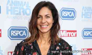 Julia Bradbury wows in sports bra and leggings as she opens up about weight
