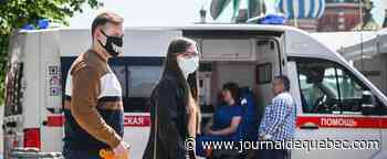Virus : la Russie s'inquiète d'une situation « explosive »