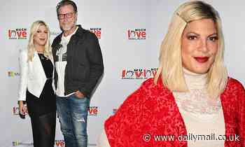 Tori Spelling's marriage to Dean McDermott has 'been in trouble for over a year'