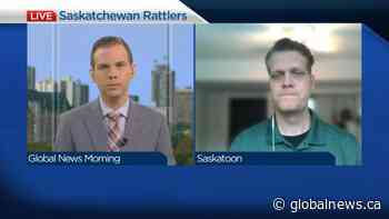 Saskatchewan Rattlers preparing for season back on home court   Watch News Videos Online - Globalnews.ca