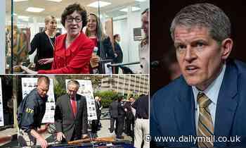 GOP Senator Susan Collins, ex-ATF director and agents say they OPPOSE Biden nominee David Chipman