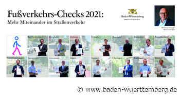 Fußverkehrs-Checks 2021