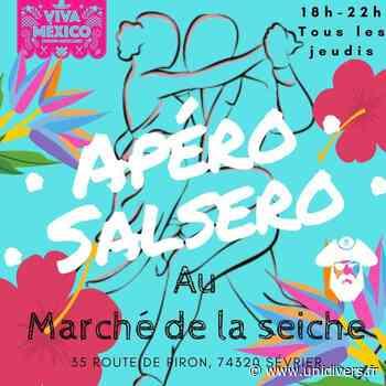 Apéro Salsero – SBK Le Marché de la Seiche jeudi 24 juin 2021 - Unidivers