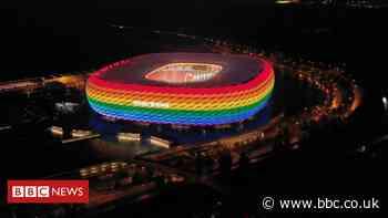 Hungary PM 'scraps Euros visit' amid German LGBT row with Uefa