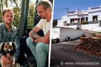 Succesvol koppel Yves (38) en Bert (41) laat alles achter om in Spanje zoete aardappel te kweken