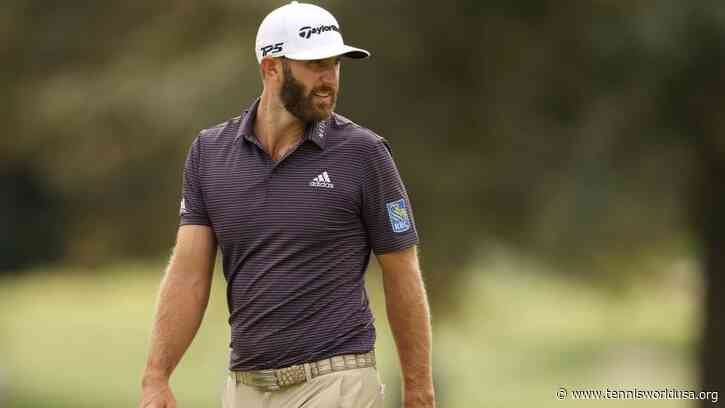 Ranking, the reign of Dustin Johnson is over