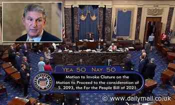 Democrats could now accept voter ID laws Senate vote shows