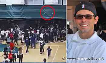 San Diego high school basketball coach is FIRED after supporters threw tortillas at rivals